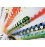 Albyco Plastic bindringen A4 21-rings 28 mm