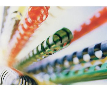 Albyco Plastic bindringen 21-rings A4 28 mm
