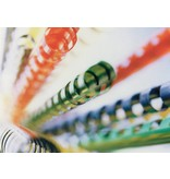 Albyco Plastic bindringen A4 21-rings 45 mm