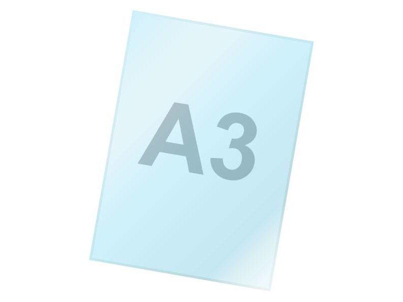 Albyco A3 Lamineerhoezen Glans