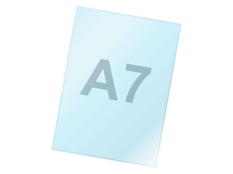 Albyco A7 Lamineerhoezen Glans