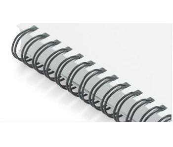 "Albyco Wire-o draadbindruggen 9,5 mm, 3/8"", tot 65 vel"
