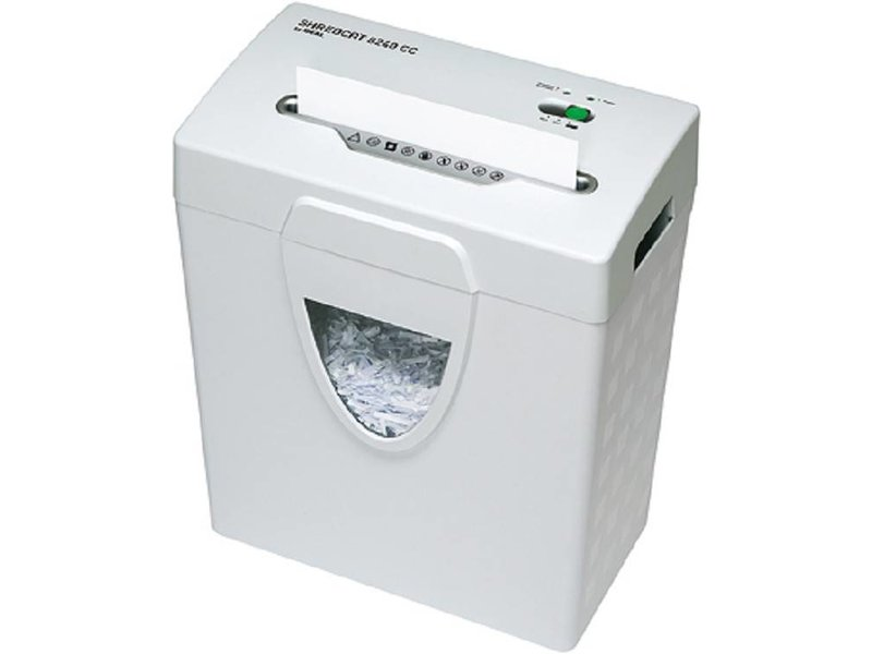 Ideal Shredcat 8240 CC papierversnipperaar