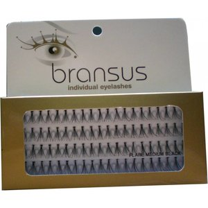 BRANSUS Wimperverlenging Flairs Medium Black, nepwimpers