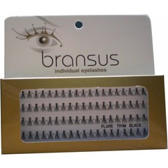 BRANSUS Eyelashes pezzi Trim Black