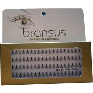 BRANSUS Wimperverlenging Flairs Trim Black, nepwimpers