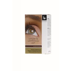 BRANSUS Wimpern / Augenbrauenfarbe - Brown/Black