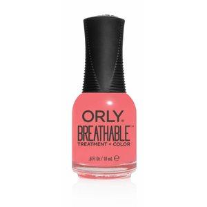 ORLY Nail Polish BREATHABLES Sweet Serenity