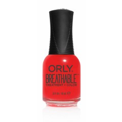 ORLY Nail Polish BREATHABLES Vitamin Burst