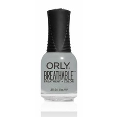 ORLY Nail Polish BREATHABLES Aloe, Goodbye!
