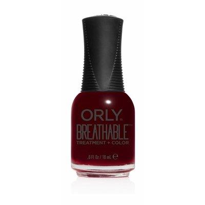 ORLY Nail Polish BREATHABLES Namaste Healthy
