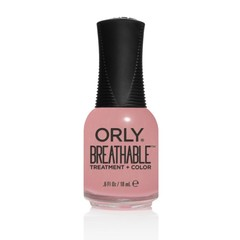ORLY Nail Polish BREATHABLES Sheer Luck