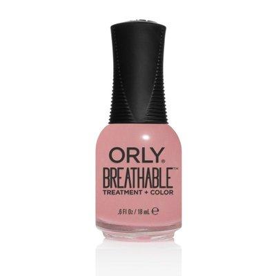 ORLY Nail Polish BREATHABLES Sheer Luck