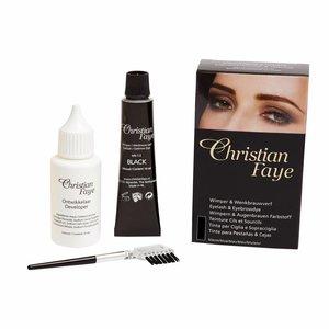 CHRISTIAN FAYE Eyelash and Eyebrow Dye - Black