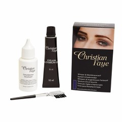 CHRISTIAN FAYE Eyelash and Eyebrow Dye BlueBlack