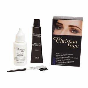 CHRISTIAN FAYE Augenbrauen und Wimpernfarbe - BlueBlack