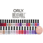 Nagellack BREATHABLES