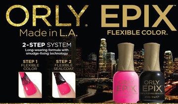 Nagellakken EPIX Flexible Color Collectie