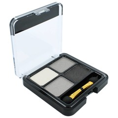 CHRISTIAN FAYE Quattro Eye Shadow Black