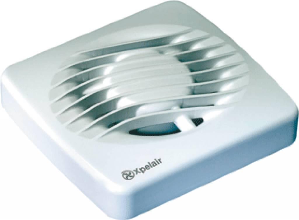 Ventilator douche