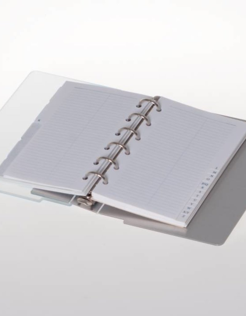 Agenda omslag Albano Pocket Ice