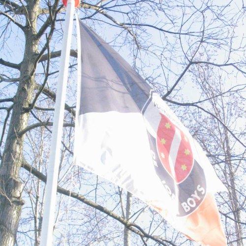 Vlaggen spandoeken digitaaldruk