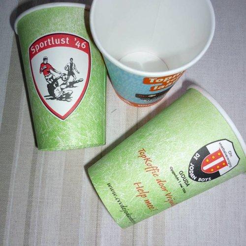 Clubkoffiebekers