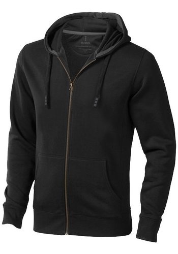 Elevate Arora Full Zip Hooded Sweater