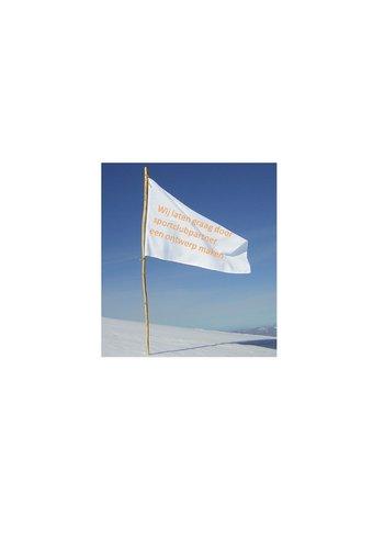 Ontwerpkosten vlaggen