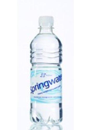Bronwater 500 ml. platte dop