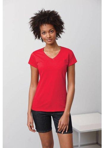 Gildan Softstyle Ladie's T shirt V-neck