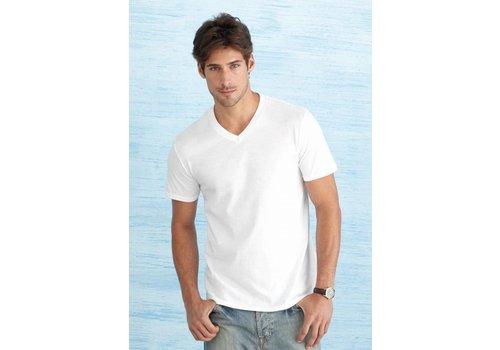 Gildan Softstyle Men's T shirt V-neck