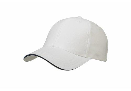 King Cap Brushed basic Sandwich Promo cap
