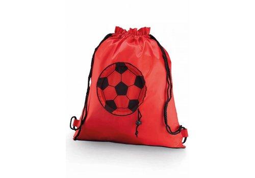 Ki Mood rugzakje in de vorm van een voetbal