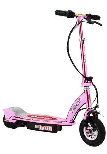 RAZOR Step Razor electric: E100 roze (13181161)