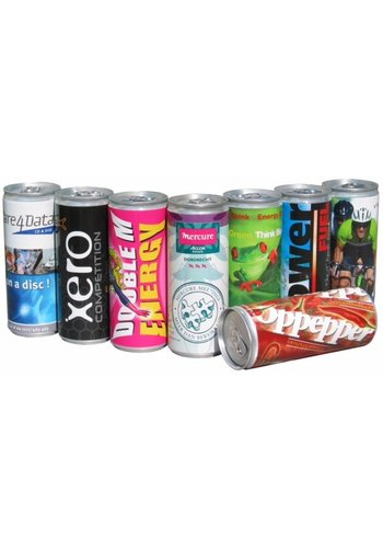 Energydrink Classic 250 ml.