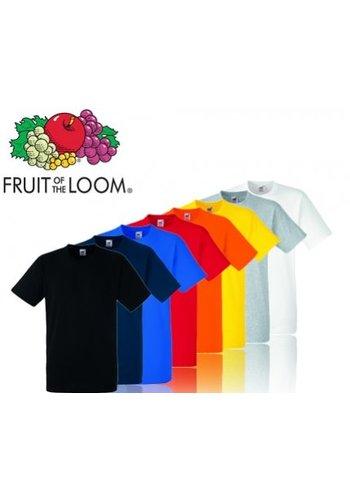 Fruit of the Loom T shirts per 8 stuks