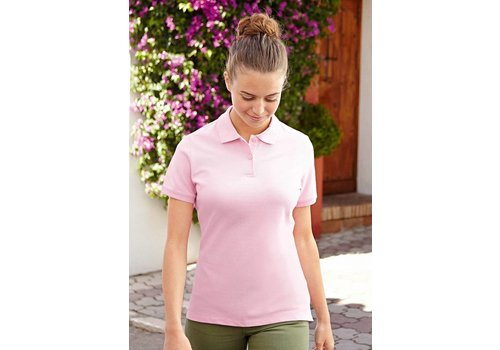 Fruit of the Loom dames polo