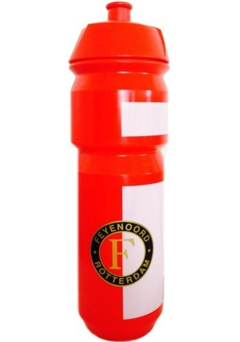 Feyenoord Bidon rood/wit