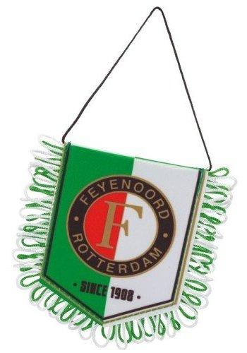 Feyenoord Baniertje groen/wit