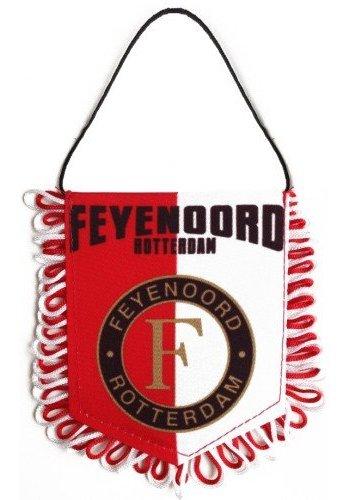 Feyenoord Baniertje rood/wit