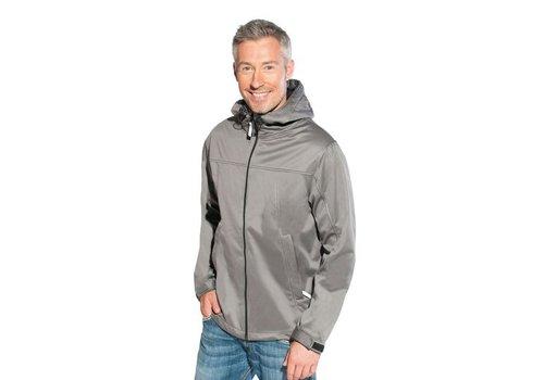 Promodoro Softshell Hooded heren jacket
