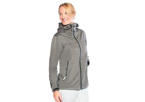Promodoro Softshell Hooded dames jacket