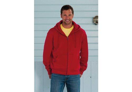 Result Hooded sweater met rits