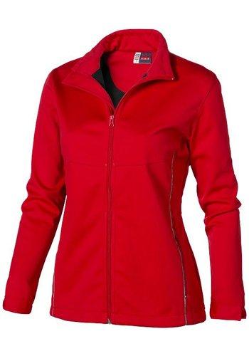 US Basic Softshel Jacket damesmodel