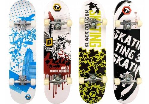 Black Dragon Skateboard