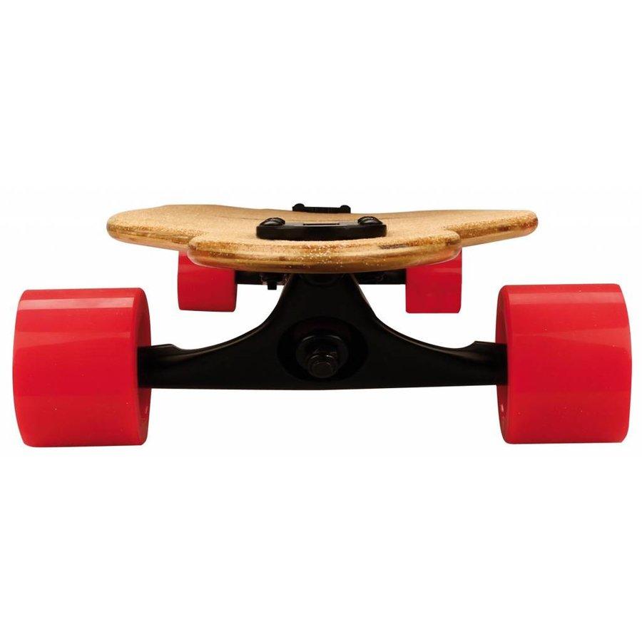 """Longboard 42"""" Drop trough Wooden Warrior"""