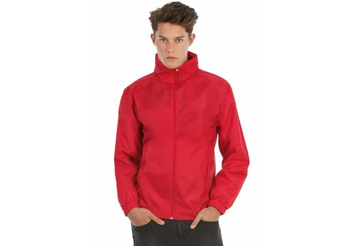 B & C Collection Jack Windbreaker