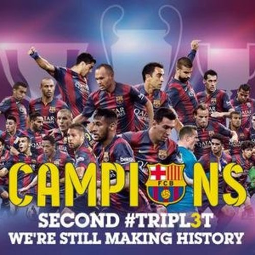 Barcelona Fanartikelen