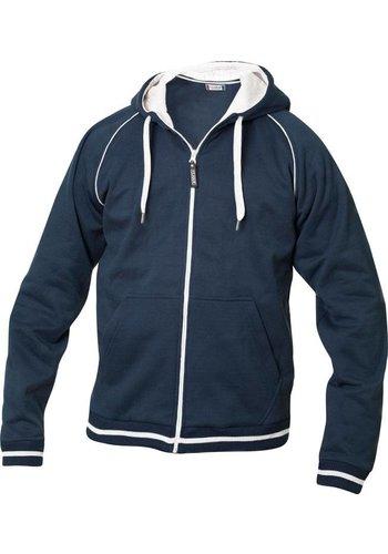 Clique hooded swaeter herenmodel